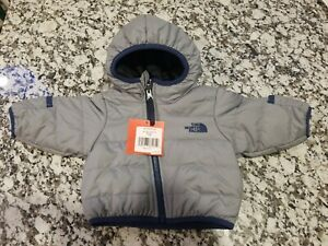 The North Face Infant Reversible Jacket- 0-3M MSRP $70.00 USD