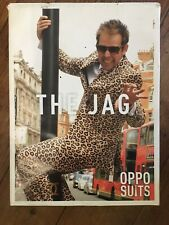 Brand New OPPO SUITS THE JAG - NOT FOR PUSSYCATS MENS PARTY SUIT- RRP £64.95