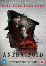 Anthropoid 5051429103266 With Toby Jones DVD Region 2