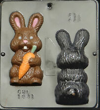 "6"" Bunny Assembly Chocolate Candy Mold Easter  1831 NEW"