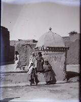 MAGHREB Maroc Algérie Tunisie c1900,NEGATIF Photo Plaque Verre VR9L2n13