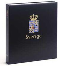 DAVO 9631 Luxus Briefmarken Album Schweden I 1855-1969