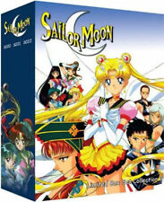 SAILOR MOON Limited Edition DVD BOX SET 2  Season 4-5 & 3x MOVIES ship from USA