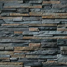 - 14 Sheets stone wall 21x29cm G 1/24 Embossed Texture Paper bumpy Code 3D7Cy