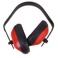 Anti rumore Protezione auricolare Rosso Schiuma Noise Reduction Ear L1G6