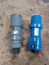 Rusellstoll 30a To 600v Plug Set