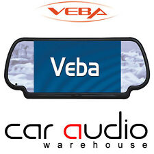 "VEBA AV70MM 7"" inch Car Rear View Mirror LCD Reversing Screen Monitor Built In"