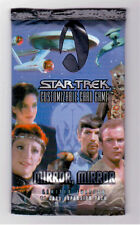 Star Trek CCG Sealed Packets of Mirror Mirror 1st Edition Series 11 Cards Pack