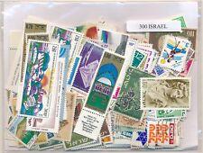 Israel    US  Paquete  300 sellos diferentes