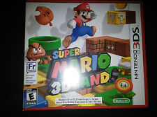 3DS Super Mario 3D Land Game (BRAND NEW FACTORY SEALED) Nintendo