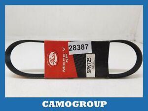 Belt Service V-Ribbed Belt Gates Citroen Bx Saxo PEUGEOT 106 206 309 405
