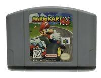 Mario Cart 64 N64 Nintendo 64 Video Game Cartridge Only