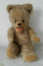alter Teddybär Bär Plüschbär Schuco? offenes Maul teddy bear Höhe ca. 40,0 cm