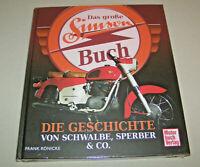 Das große Simson Buch - Schwalbe, Star, Sperber, Habicht, Spatz, S50, S51 - NEU