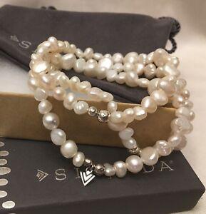 Silpada B1601 Goddess FWP Stretch Bracelets WEDDING~ANNIVERSARY