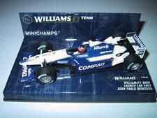 Minichamps F1 1/43 Williams BMW LANCIO AUTO 2002 JP Montoya
