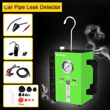 T110 Car Motorcycle Smoke Leak Detector Machine Pipe EVAP Leak Diagnostic Tool
