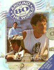 BOOK-Around the World in 80 Days,Michael Palin- 9780563208266