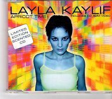 (FK493) Layla Kaylif, Apricot Time - 1999 CD