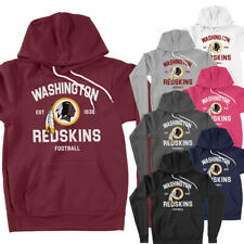 Washington Redskins Football Unisex Pullover Hooded Sweater Hoodie Sweatshirt