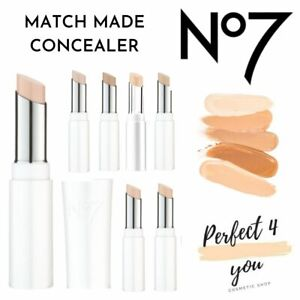 No7 Match Made Concealer (Various Shades) - Brand NEW - Free UK Delivery