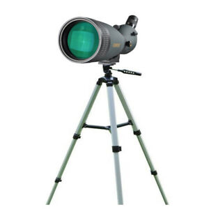 Visionking 30-90x90 Spotting scope Telescope Large Tripod & Smart Phone Adapter