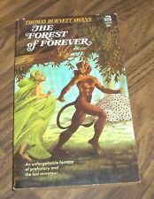 THE FOREST OF FOREVER BY THOMAS BURNETT SWANN ACE(24650) PAPERBACK BOOK