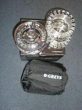 Greys gts700 #5-7 FLY REEL + 2 di Ricambio Bobine Attrezzatura Da Pesca