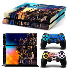 Kingdom Hearts 3 PS4 Decal Sticker Supreme Playstation 4 Controller Skin