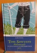 Tom Sawyers Abenteuer - Mark Twain - sehr gut !!