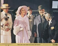 AVA GARDNER THE LIFE AND TIMES OF JUDGE ROY BEAN 1972 VINTAGE LOBBY CARD #1