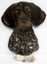 German Shorthaired Pointer Pet Wall Peg, Polar Magnetics Of Canada, Item Pp21