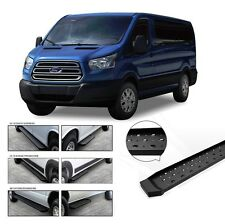 Fits 2015-2018 Ford Transit 150 250 350 Commercial Running Boards Side steps