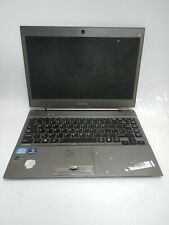 "Toshiba Portege Z830 13.3"" computadora portátil 2nd Gen Core i5 Repuesto O Reparar L80"
