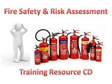 Fire Safety and Fire Risk Assessment Health and Safety Training Course Pack