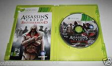 Assassin's Creed: Brotherhood (Microsoft Xbox 360, 2010) Walmart Exclusive RARE