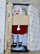 "Ashton Drake   ""JENNIFER""   Porcelain Doll  -  Yolanda Bello  - 1986 -  With Box"