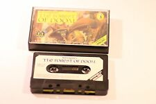 RARE THE FOREST OF DOOM COMMODORE C64 GAME BY IAN LIVINGSTONE'S 1984