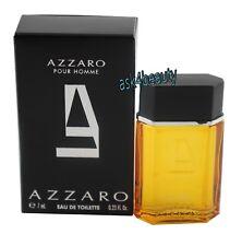 Azzaro Pour Homme .24oz/7ml Mini Edt Splash For Men New In Box