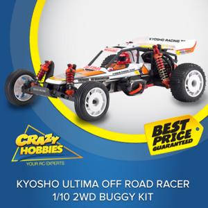 Kyosho Ultima Off Road Racer 1/10 2wd Buggy Kit *IN STOCK*