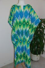 "CAFTAN LOUNGER "" Catch a Wave"" by PEPPERMINT BAY  SIZE OS( FITS MOST)"