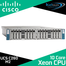 Cisco UCS C260 M3 2x 10-Core Xeon E7-2850 2.0GHz 32GB