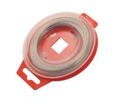 GRIP LOCKING SAFETY WIRE (SILVER) UNIVERSAL 0.8MM X 30M ROLL MX HANDGRIPS