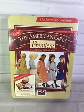 The American Girl Premiere Special Edition Collectors Set CD Computer Game NEW