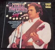 MERLE HAGGARD The Great Merle Haggard Sings LP