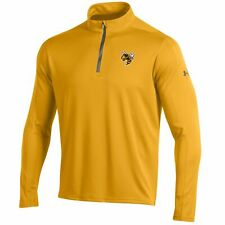 New listing Georgia Tech Yellow Jackets Under Armour Golf Loose 1/4 Zip LS Pullover (XL)