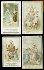 lotto santini-holy cards lot-lot images pieuses-konvolut heiligenbildichen 2476