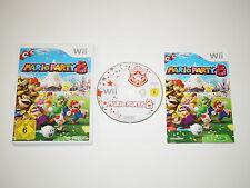 Nintendo Wii Spiel Mario Party 8 #54050