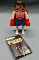 Playmobil figures Figuren 9332 Serie 13 für Jungs Boxer Wettkämpfer Superman