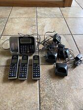 Panasonic KX-TG7871 Base With 3 PNLC1040 And 3 KX-TGA680 Bluetooth Wireless!